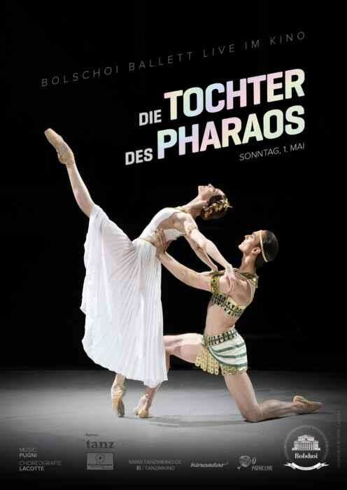 Bolschoi Ballett 2021/22 Live: Die Tochter des Pharaos (Poster)