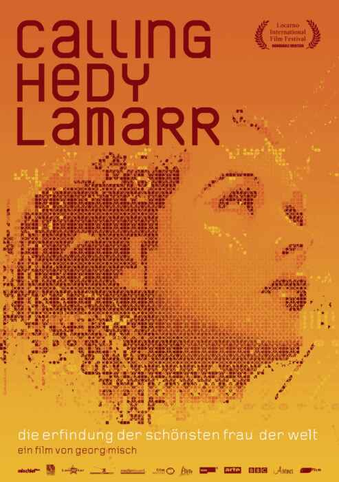 Calling Hedy Lamarr (Poster)