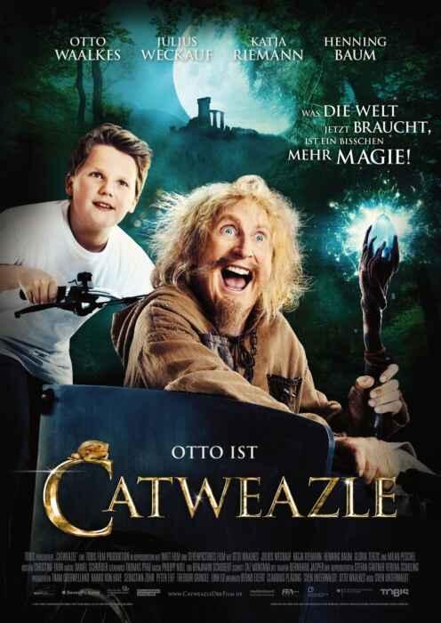 Catweazle (Poster)