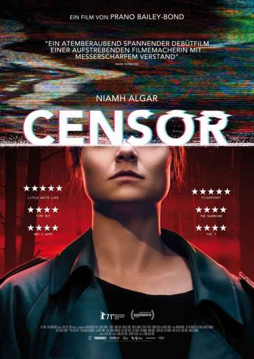 Censor (Poster)