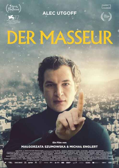 Der Masseur (Poster)