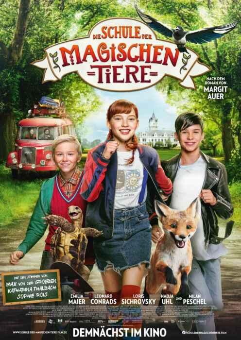Die Schule der magischen Tiere (Poster)