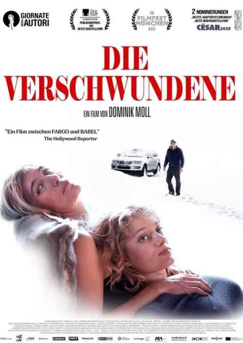 Die Verschwundene (Poster)