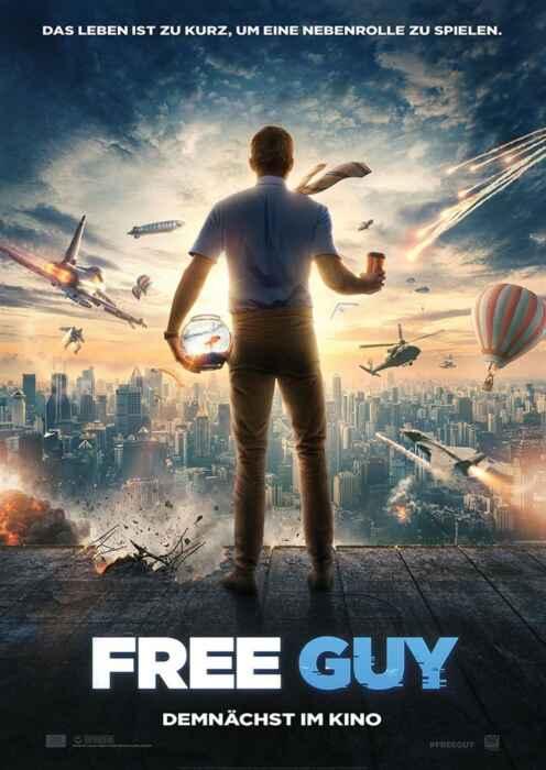 Free Guy (Poster)