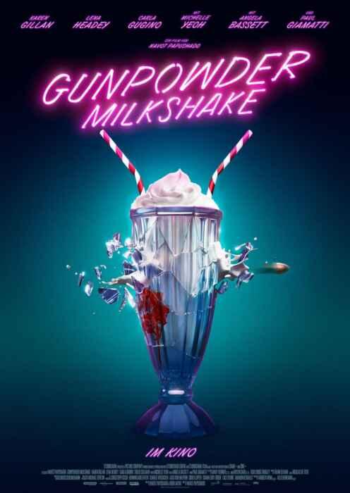 Gunpowder Milkshake (Poster)