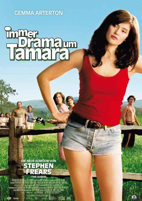 Immer Drama um Tamara (Poster)