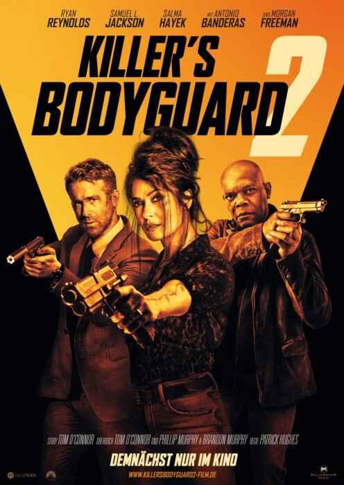 Killer's Bodyguard 2 (Poster)