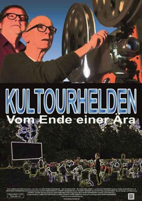 Kultourhelden - Vom Ende einer Ära (Poster)
