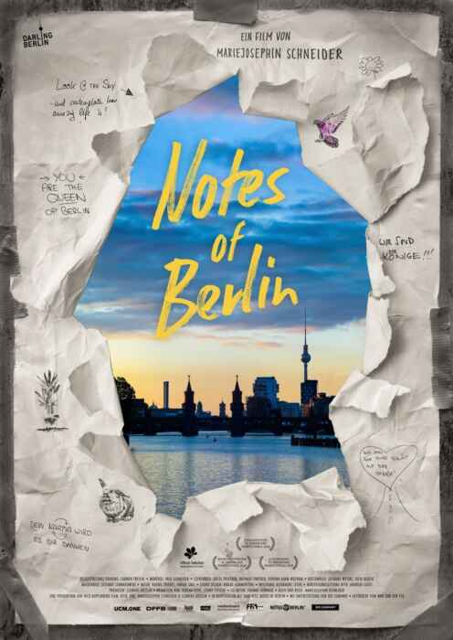 Notes of Berlin (Poster)
