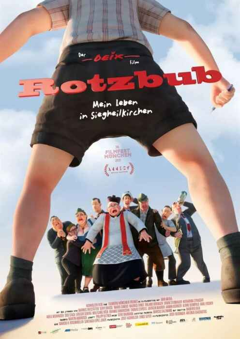 Rotzbub (Poster)