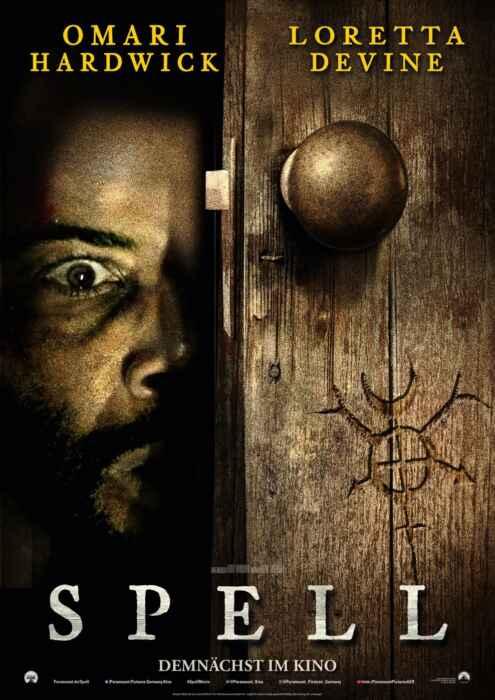 Spell (Poster)