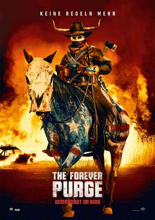 The Forever Purge (Poster)
