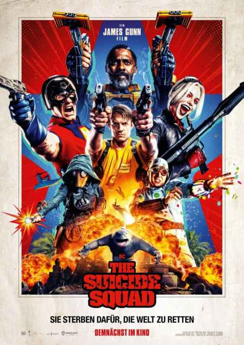 The Suicide Squad (Poster)