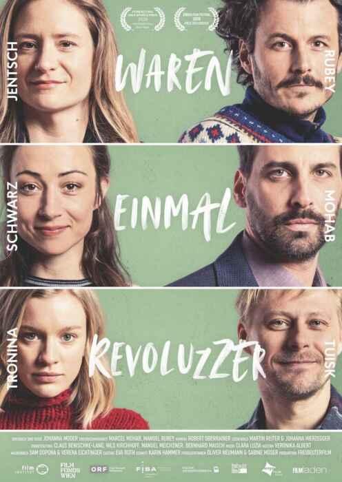 Waren einmal Revoluzzer (Poster)