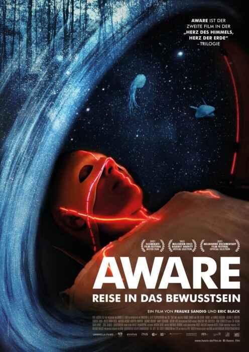 Aware - Reise in das Bewusstsein (Poster)