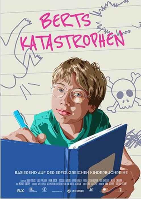 Berts Katastrophen (Poster)