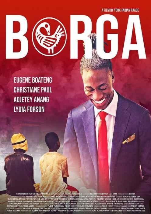 Borga (Poster)