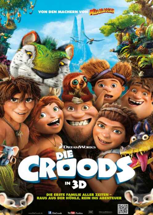 Die Croods (Poster)