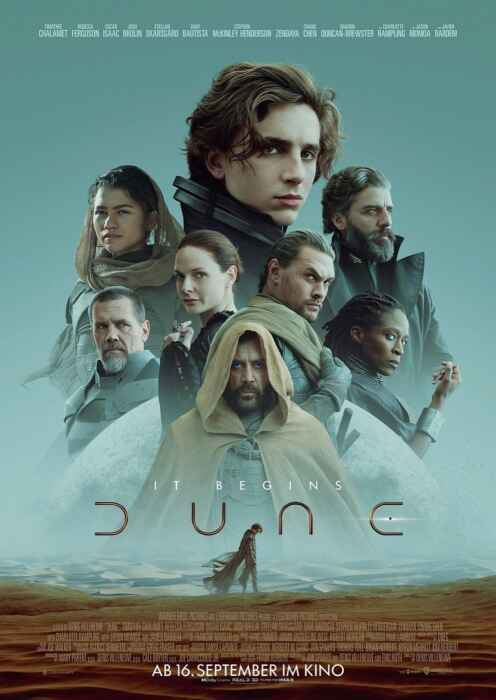 Dune (Poster)