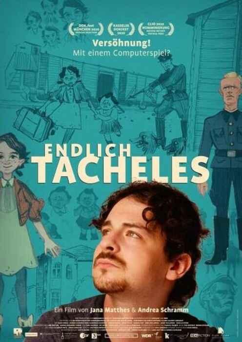 Endlich Tacheles (Poster)