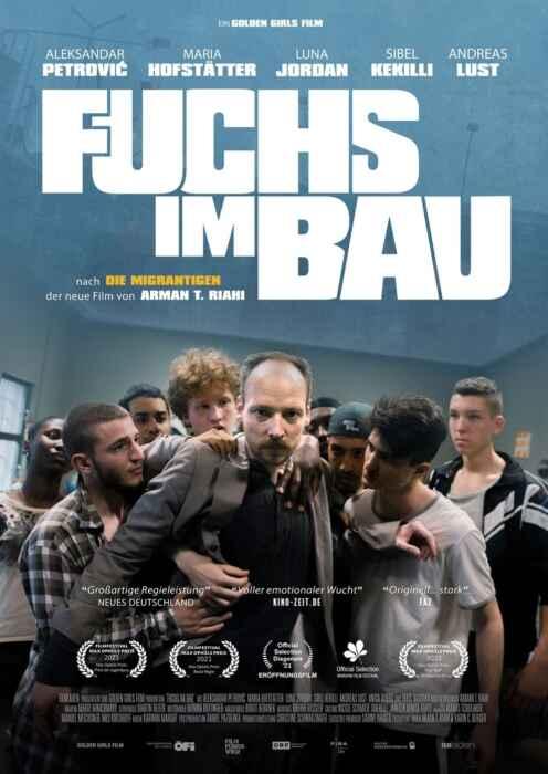Fuchs im Bau (Poster)