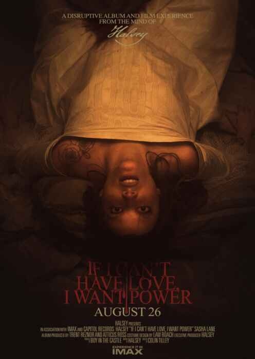 Halsey presents If I Can't Have Love, I Want Power (Poster)
