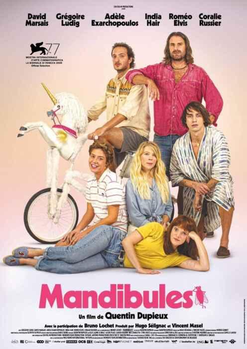 Mandibules (Poster)
