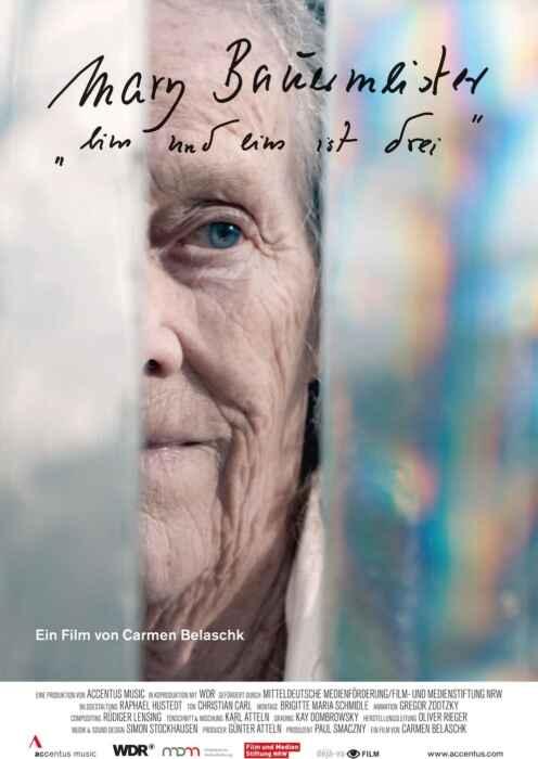 Mary Bauermeister - Eins plus Eins ist Drei (Poster)