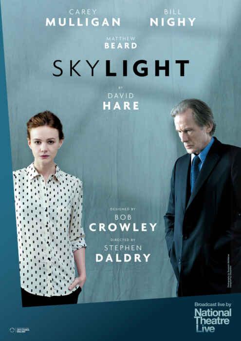 National Theater London: Skylight (Poster)