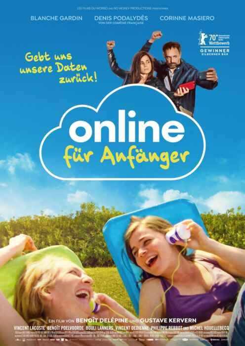 Online für Anfänger (Poster)