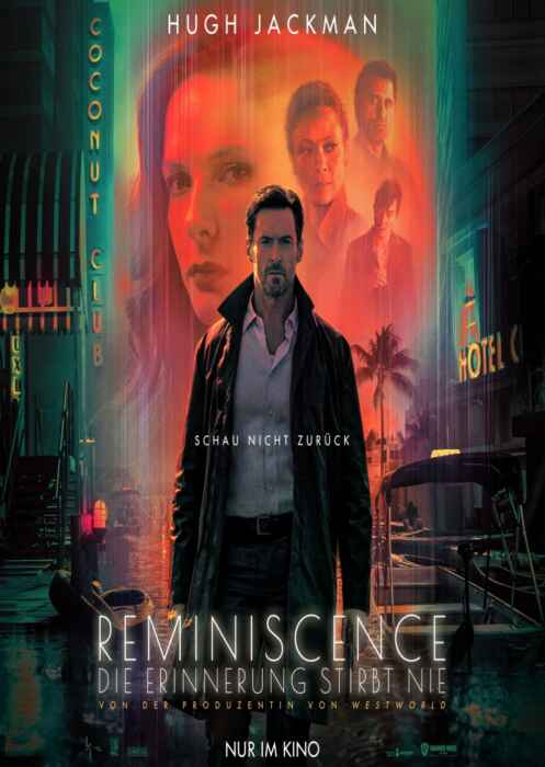 Reminiscence - Die Erinnerung stirbt nie (Poster)