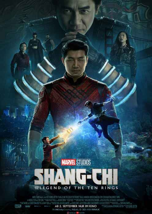 Shang-Chi and the Legend of the Ten Rings (Poster)