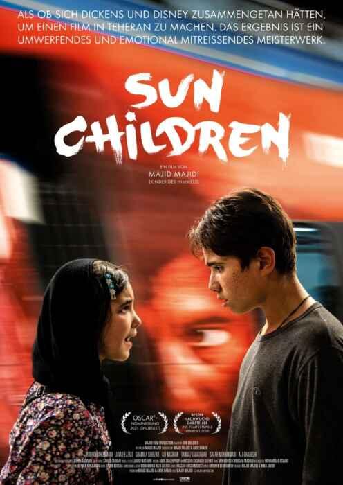 Sun Children (Poster)