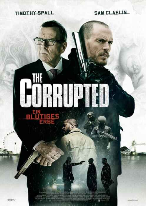 The Corrupted - Ein blutiges Erbe (Poster)