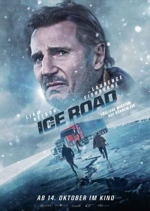 The Ice Road (Poster)