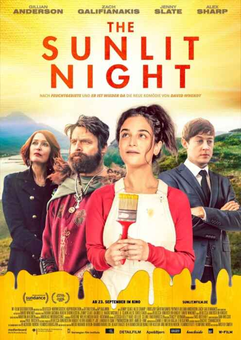 The Sunlit Night (Poster)