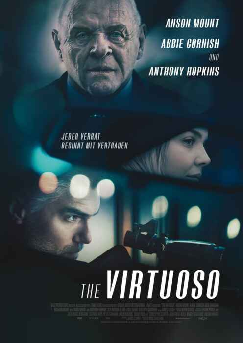 The Virtuoso (Poster)
