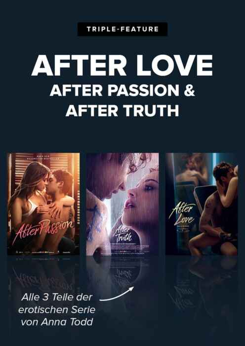 Triple After Love/After Passion/After Truth (Poster)