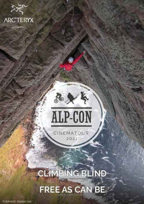 Alp-Con CinemaTour 2021: MOUNTAIN (Poster)