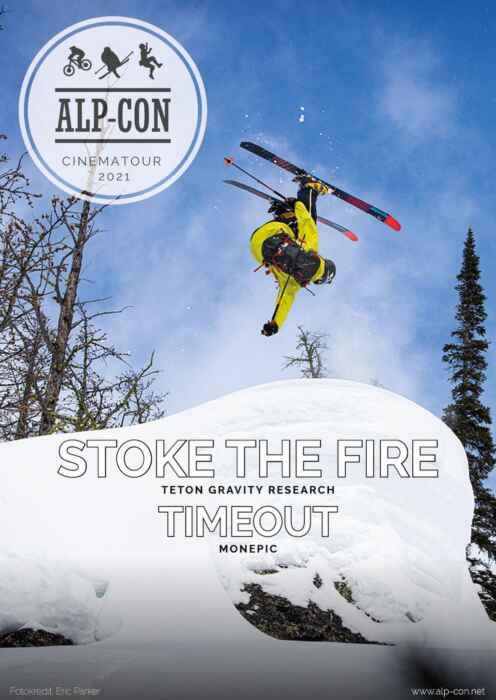Alp-Con CinemaTour 2021: SNOW (Poster)