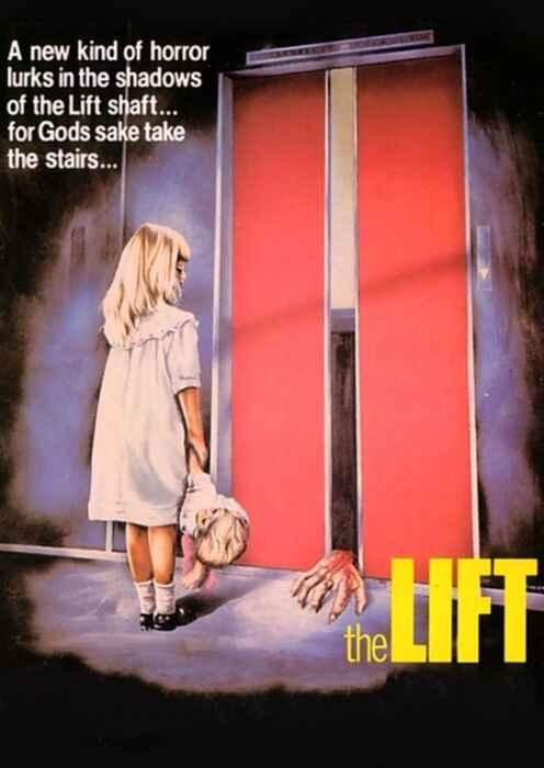 De Lift - Fahrstuhl des Grauens (Poster)