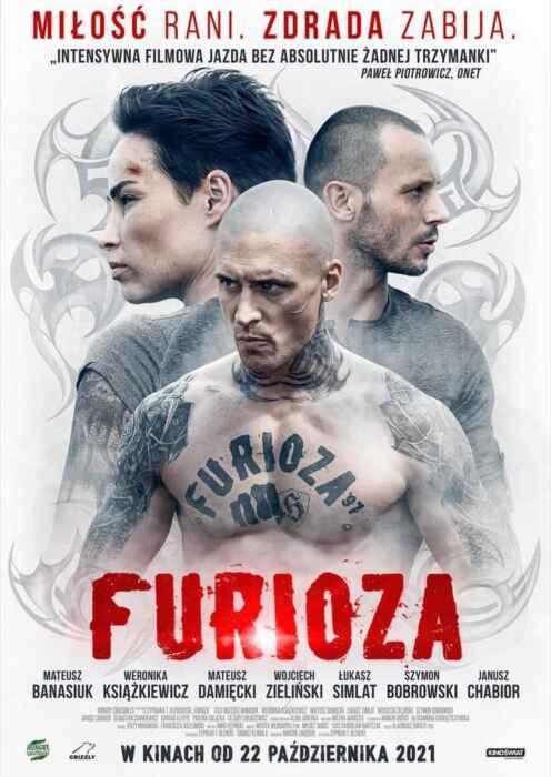 Furioza (Poster)