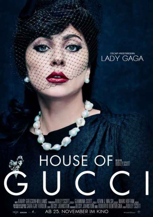House of Gucci (Poster)