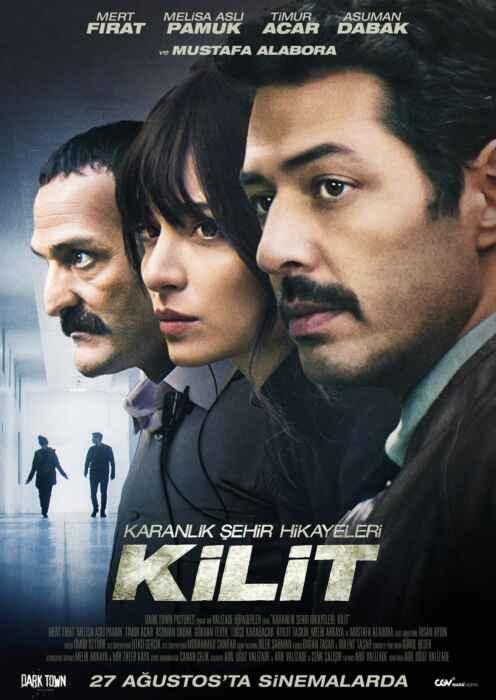 Kilit -Das Schloss (Poster)