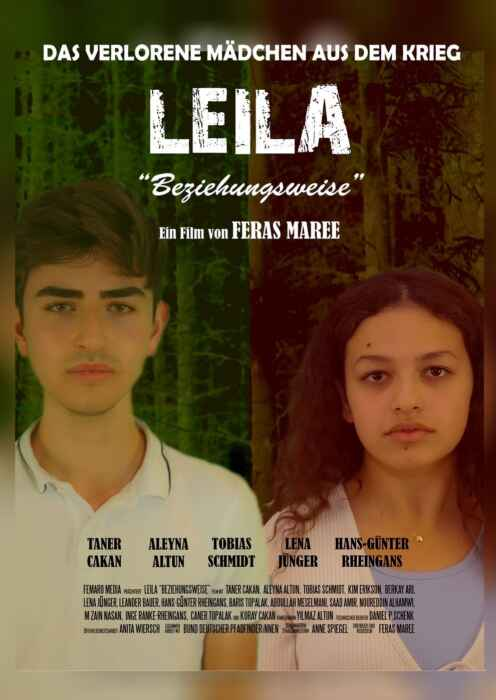 Leila. Beziehungsweise (Poster)