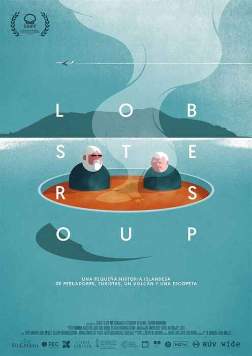 Lobster Soup - Das entspannteste Café der Welt (Poster)