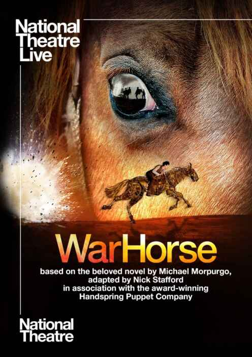 National Theatre Live: War Horse (Poster)