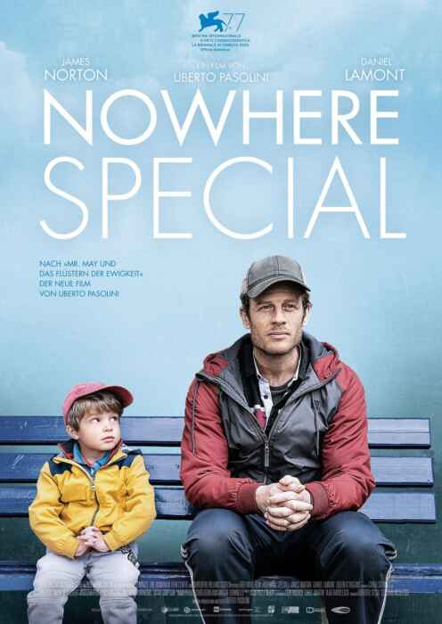 Nowhere Special (Poster)