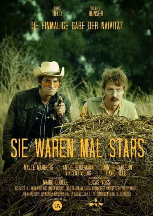 Sie waren mal Stars (Poster)