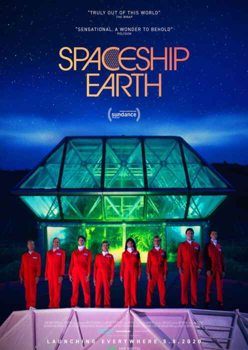 Spaceship Earth (Poster)